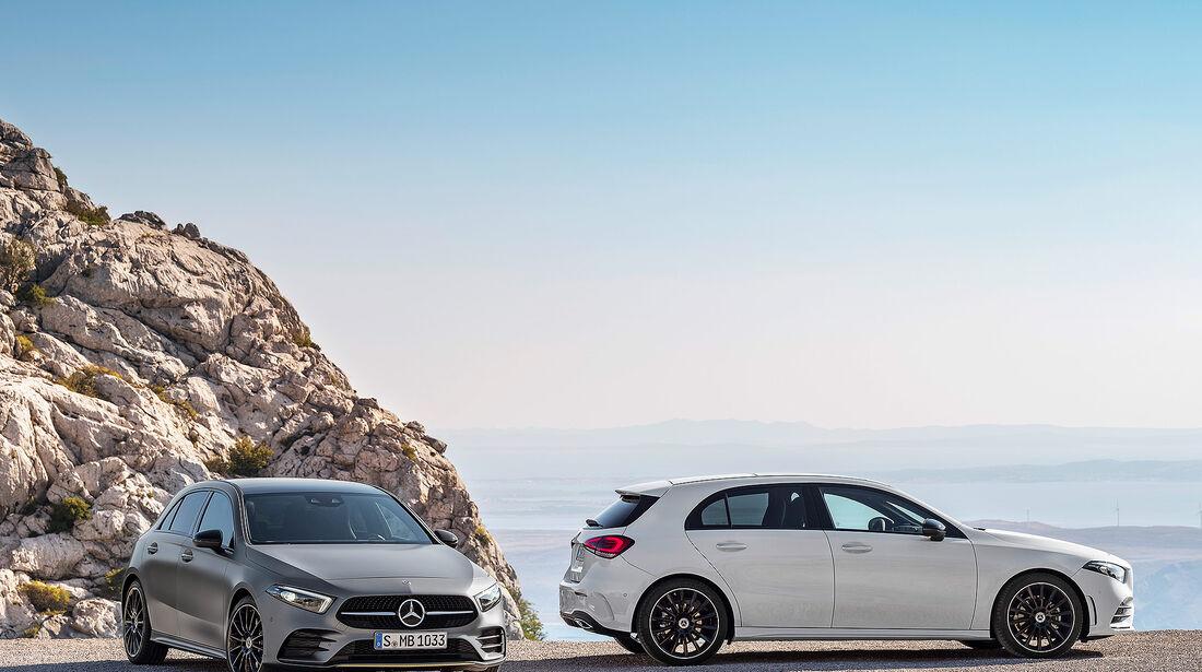 Mercedes A-Klasse 2018 W193