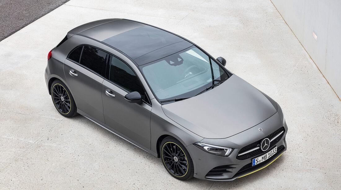 Mercedes A-Klasse 2018 W197