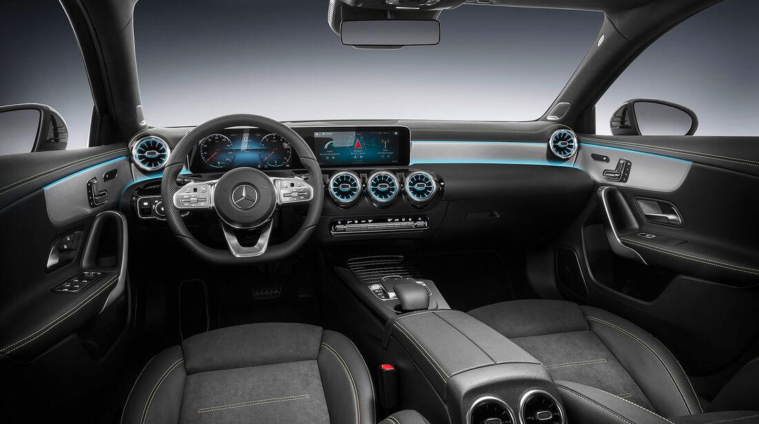 Mercedes A-Klasse 2018 W207