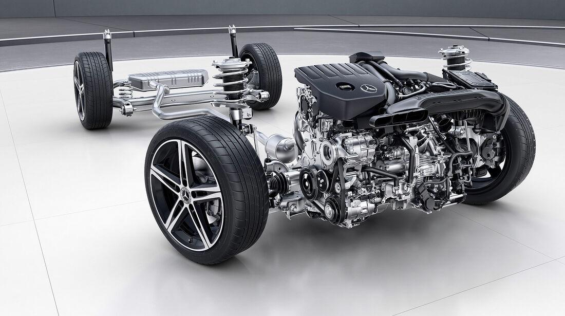 Mercedes A-Klasse 2018 W217