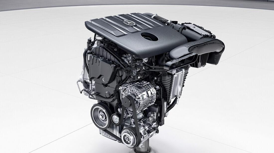Mercedes A-Klasse 2018 W222