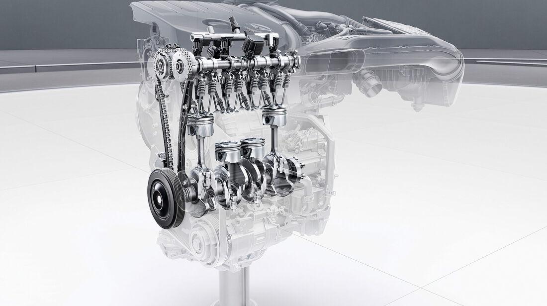 Mercedes A-Klasse 2018 W223