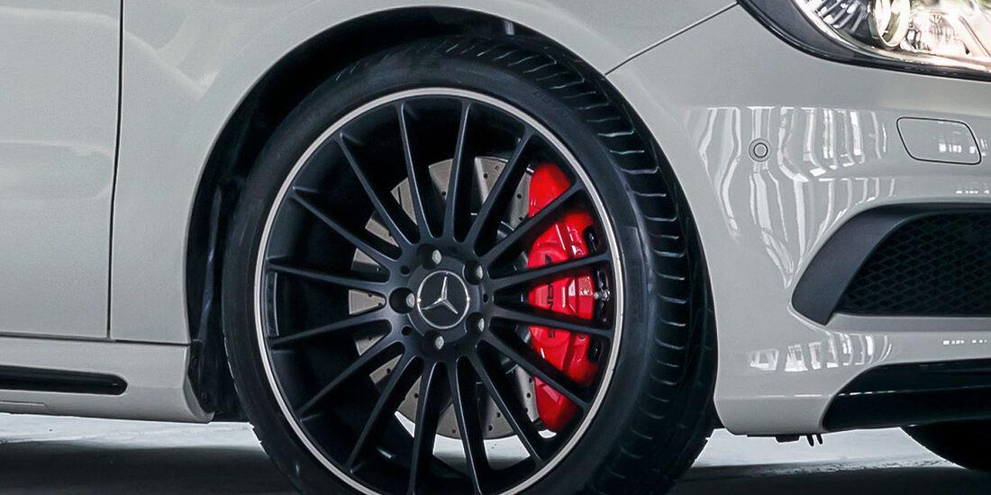Mercedes A-Klasse A 45 AMG, Rad, Bremse