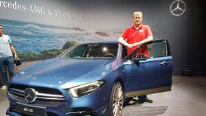 Mercedes-AMG A 35 Marcel Sommer