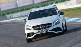 Mercedes-AMG A 45 4Matic, Frontansicht