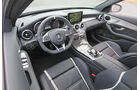 Mercedes-AMG C 63 S, Cockpit