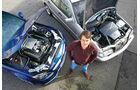 Mercedes-AMG C 63 S, Mercedes C 43 AMG, Motoren