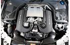 Mercedes-AMG C63 S Coupé, Motor