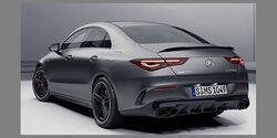 Mercedes-AMG CLA 45 Leak