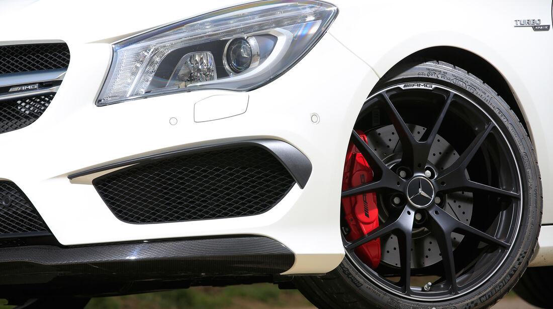 Mercedes-AMG CLA 45, Rad, Felge