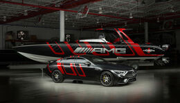 "Mercedes-AMG Cigarette Racing ""41' AMG Carbon Edition"""