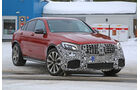 Mercedes-AMG GLC 63 Coupé Erlkönig