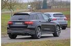 Mercedes-AMG GLC 63 Erlkönig