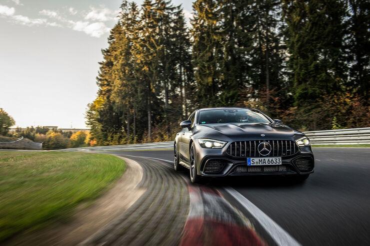 Mercedes-AMG GT 4-Türer Nürburgring-Rekord