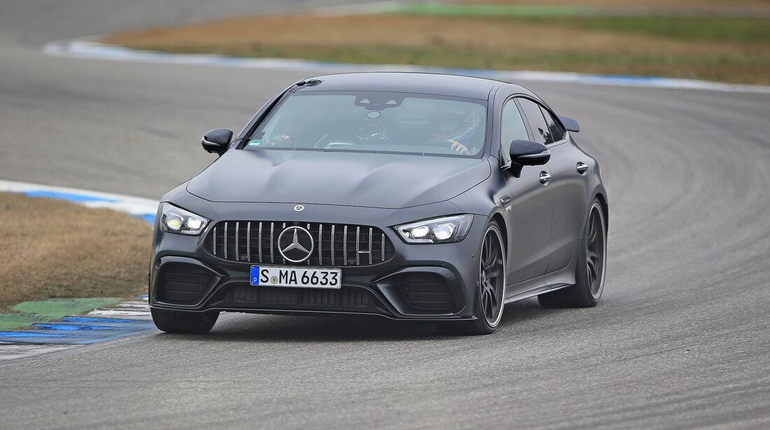 Mercedes-AMG GT 63S 4Türer - Serie - Limousinen ueber 100000 Euro - sport auto Award 2019