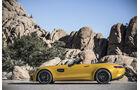 Mercedes-AMG GT C Roadster Seitelinie
