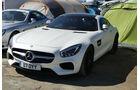 Mercedes AMG GT - Carspotting - Fan-Autos - 24h-Rennen Le Mans 2017