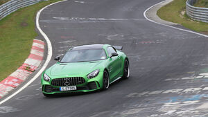Mercedes-AMG GT R, Frontansicht