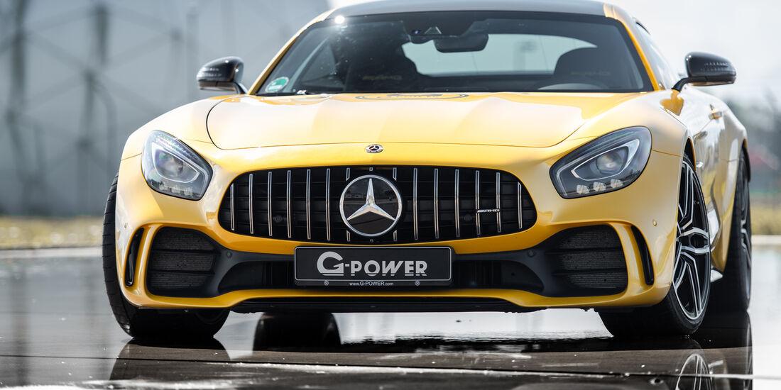 Mercedes-AMG GT R G-Power Tuning