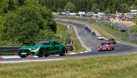 Mercedes-AMG GT R - Korso - 24h-Rennen Nürburgring 2017 - Nordschleife - Samstag - 27.5.2017
