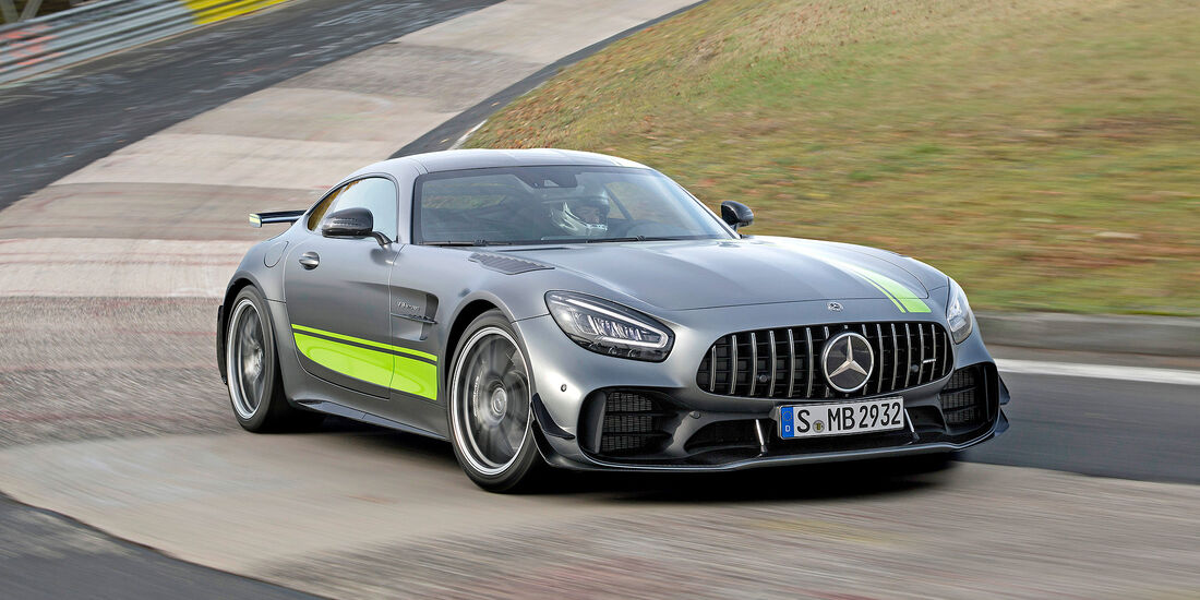 Mercedes-AMG GT R Pro - Serie - Coupes ueber 150000 Euro - sport auto Award 2019