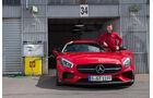 Mercedes-AMG GT S, Christian Gebhardt