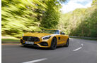 Mercedes-AMG GT S, Exterieur