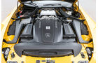 Mercedes AMG GT S, Motor