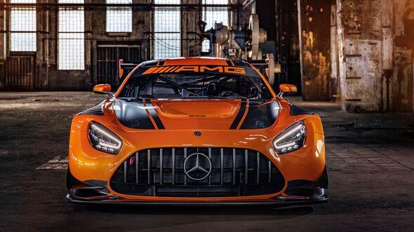 Mercedes AMG GT3 - 24h Rennen Nürburgring - 21. Juni 2019
