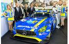 Mercedes AMG GT3 - Essen Motor Show 2016 - Motorsport