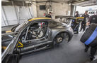 Mercedes AMG GT3, Fahrersitz
