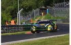 Mercedes AMG GT3 - Freies Training - 24h-Rennen Nürburgring 2017 - Nordschleife