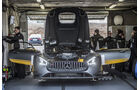 Mercedes AMG GT3, Frontansicht