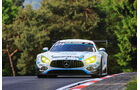 Mercedes AMG GT3 - Startnummer #1 - 24h-Rennen Nürburgring 2017 - Nordschleife - Sonntag - 28.5.2017