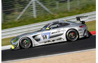 Mercedes AMG GT3 - Startnummer #50 - 24h-Rennen Nürburgring 2017 - Nordschleife - Samstag - 27.5.2017