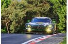 Mercedes AMG GT3 - Startnummer #8 - 24h-Rennen Nürburgring 2017 - Nordschleife - Sonntag - 28.5.2017