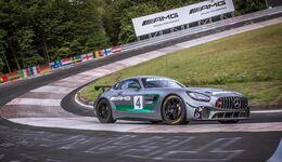 Mercedes AMG GT4 - Nordschleife - VLN