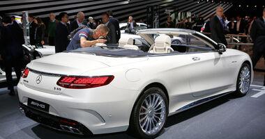 Mercedes-AMG S-Klasse Cabrio