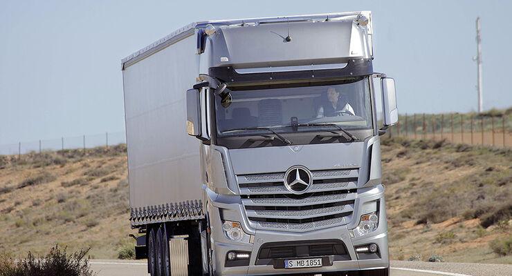Mercedes Actros Lkw