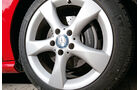 Mercedes B 200 CDI, Felge, Rad