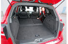 Mercedes B 200 CDI, Kofferraum, Ladefläche