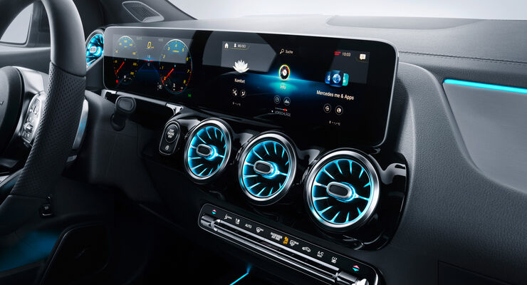 mercedes b-klasse (2019): daten, motoren, marktstart, preis - auto