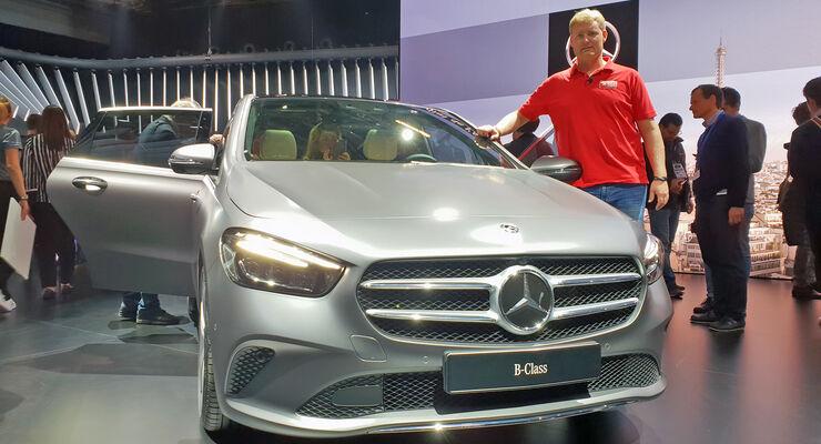 Mercedes B Klasse Marcel Sommer