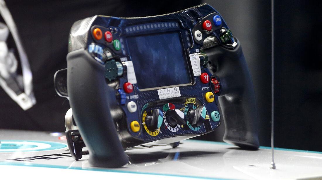 Mercedes - Barcelona-Test - 17. Mai 2016