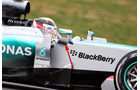 Mercedes - Barcelona-Test - Technik - Formel 1 2015