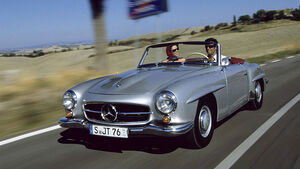 Mercedes-Benz 190 SL W121
