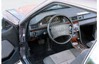 Mercedes-Benz 230 CE, C124, Cockpit