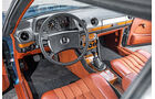 Mercedes-Benz 230 CE, Cockpit