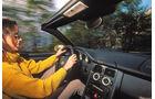 Mercedes-Benz 230 SLK, Cockpit