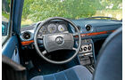 Mercedes-Benz 230 TE, Cockpit